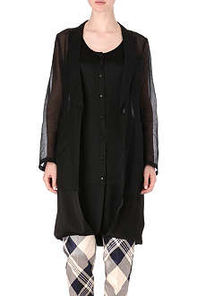 DRIES VAN NOTEN Vanessa layered jacket