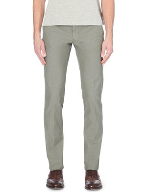 SLOWEAR Cotton chinos