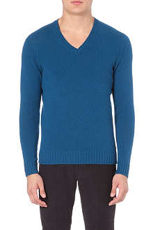 SLOWEAR Knitted wool jumper