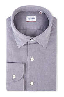SLOWEAR Kurt regular-fit cotton shirt