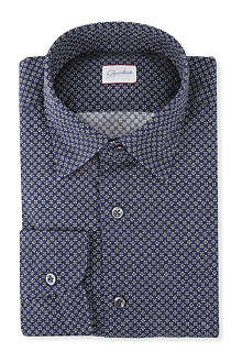 SLOWEAR Kurt slim-fit cotton shirt