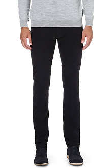 SLOWEAR Stretch-cotton trousers
