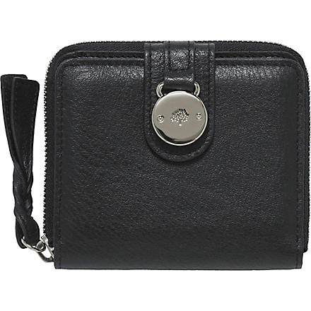 MULBERRY Somerset purse (Black