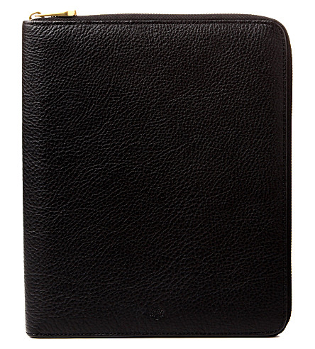 MULBERRY iPad Folio (Black