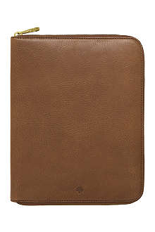 MULBERRY Leather iPad folio
