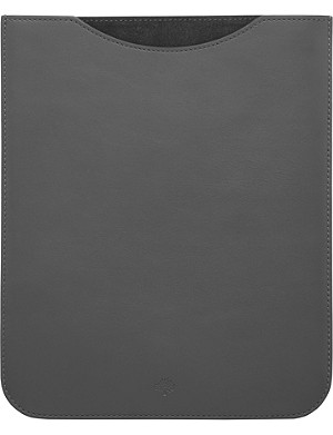 MULBERRY Simple leather iPad sleeve