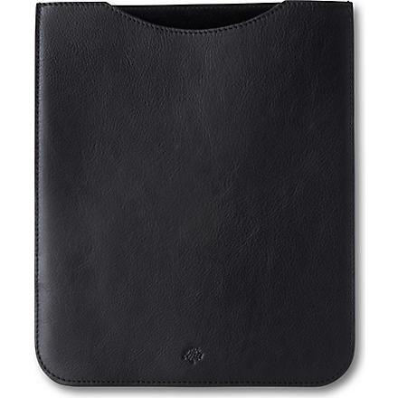 MULBERRY iPad sleeve (Black