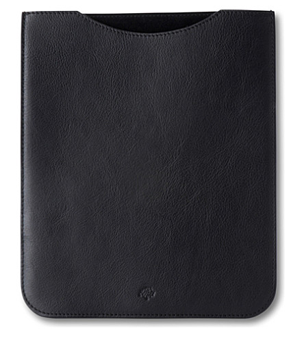 MULBERRY Simple iPad sleeve (Black