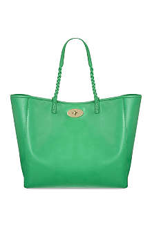 MULBERRY Dorset medium nappa leather tote