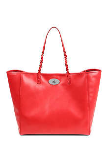 MULBERRY Dorset medium nappa-leather tote
