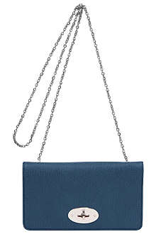 MULBERRY Bayswater grainy-print clutch wallet
