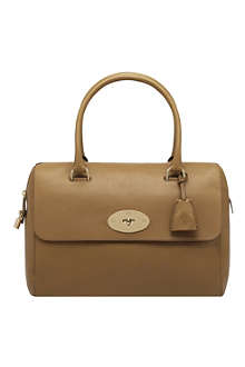 MULBERRY Del Rey glossy goat leather tote