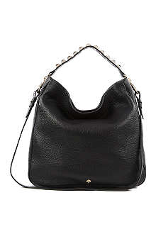 MULBERRY Eliza large grained-leather hobo
