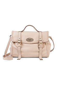 MULBERRY Alexa oversized nappa leather satchel