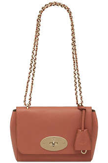 MULBERRY Lily smooth matte leather shoulder bag