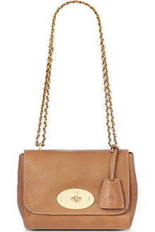 MULBERRY Lily natural leather shoulder bag