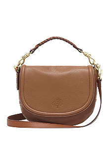 MULBERRY Effie small spongy pebbled leather satchel