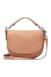 MULBERRY Effie small spongy leather satchel