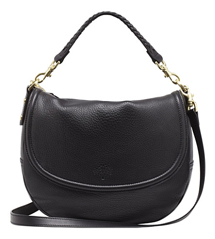 MULBERRY Effie satchel (Black