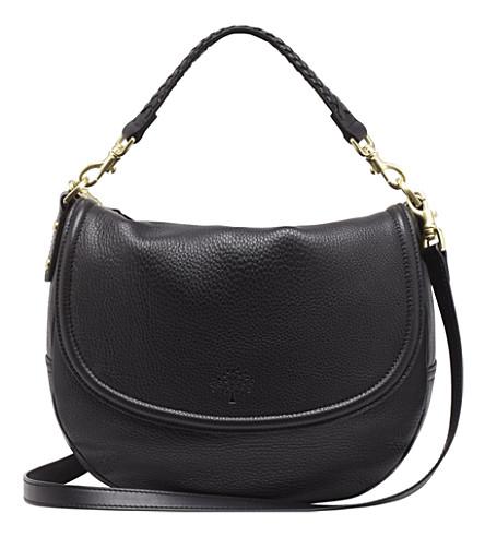 MULBERRY Effie satchel (Black
