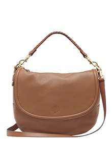 MULBERRY Effie spongy leather satchel