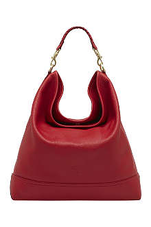 MULBERRY Effie spongy pebbled leather hobo