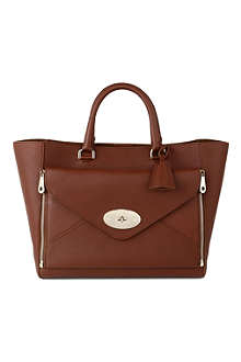 MULBERRY Mulb willow tote silky
