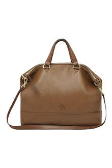 MULBERRY Effie spongy pebbled leather tote