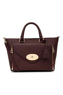 MULBERRY Willow small leather tote