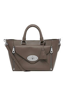 MULBERRY Mulb sml willow tote silky
