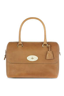 MULBERRY Del Rey bowling bag