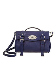 MULBERRY Alexa shrunken satchel