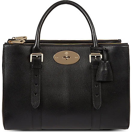 MULBERRY Bayswater handbag (Black
