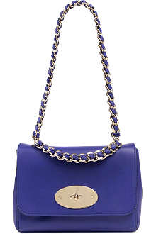 MULBERRY Cecily polished calf leather shoulder bag
