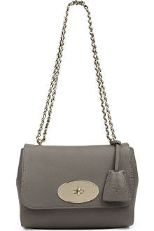 MULBERRY Lily grainy goat mini leather shoulder bag