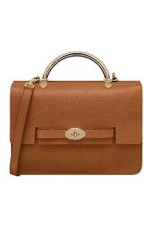 MULBERRY Bayswater grainy leather shoulder bag