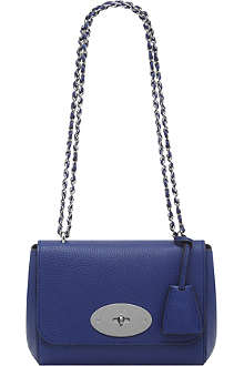 MULBERRY Lily soft grain leather shoulder bag