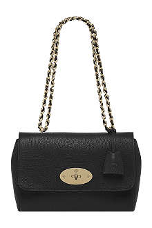 MULBERRY Lily medium soft-grain leather shoulder bag