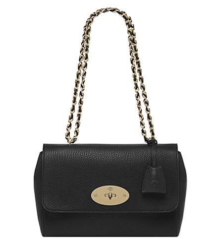 MULBERRY Lily shoulder bag (Black