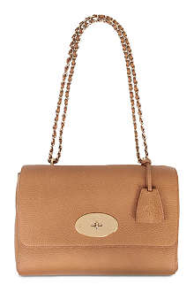 MULBERRY Lily medium soft grain leather shoulder bag