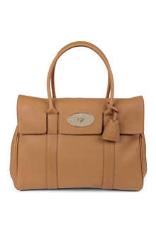 MULBERRY Bayswater soft grainy leather handbag