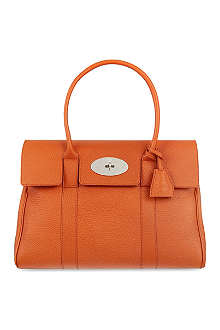 MULBERRY Bayswater soft grain leather bag
