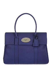 MULBERRY Bayswater soft grain leather tote