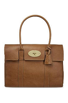 MULBERRY Pocket Bayswater tote