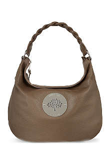 MULBERRY Daria pebbled leather hobo bag