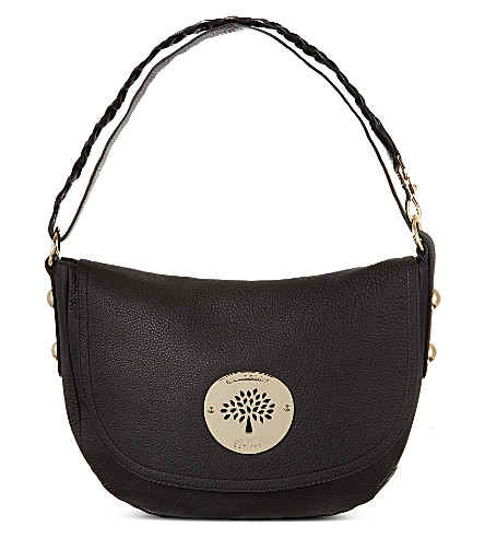 MULBERRY Daria satchel (Black