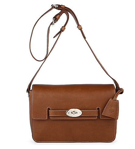 MULBERRY Bayswater shoulder bag (Oak