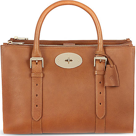 MULBERRY Bayswater tote bag (Oak