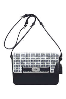 MULBERRY Bayswater dotty shoulder bag