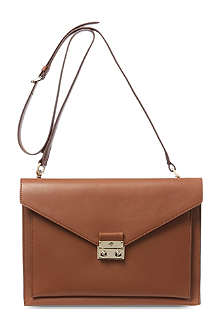 MULBERRY Kensal calf leather shoulder bag
